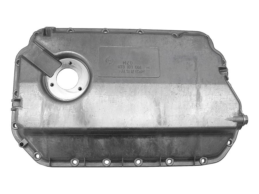 Góra Miska olejowa AUDI A4 B5/B6 2.4 - 2.8 benz. | sklep z częściami MW21