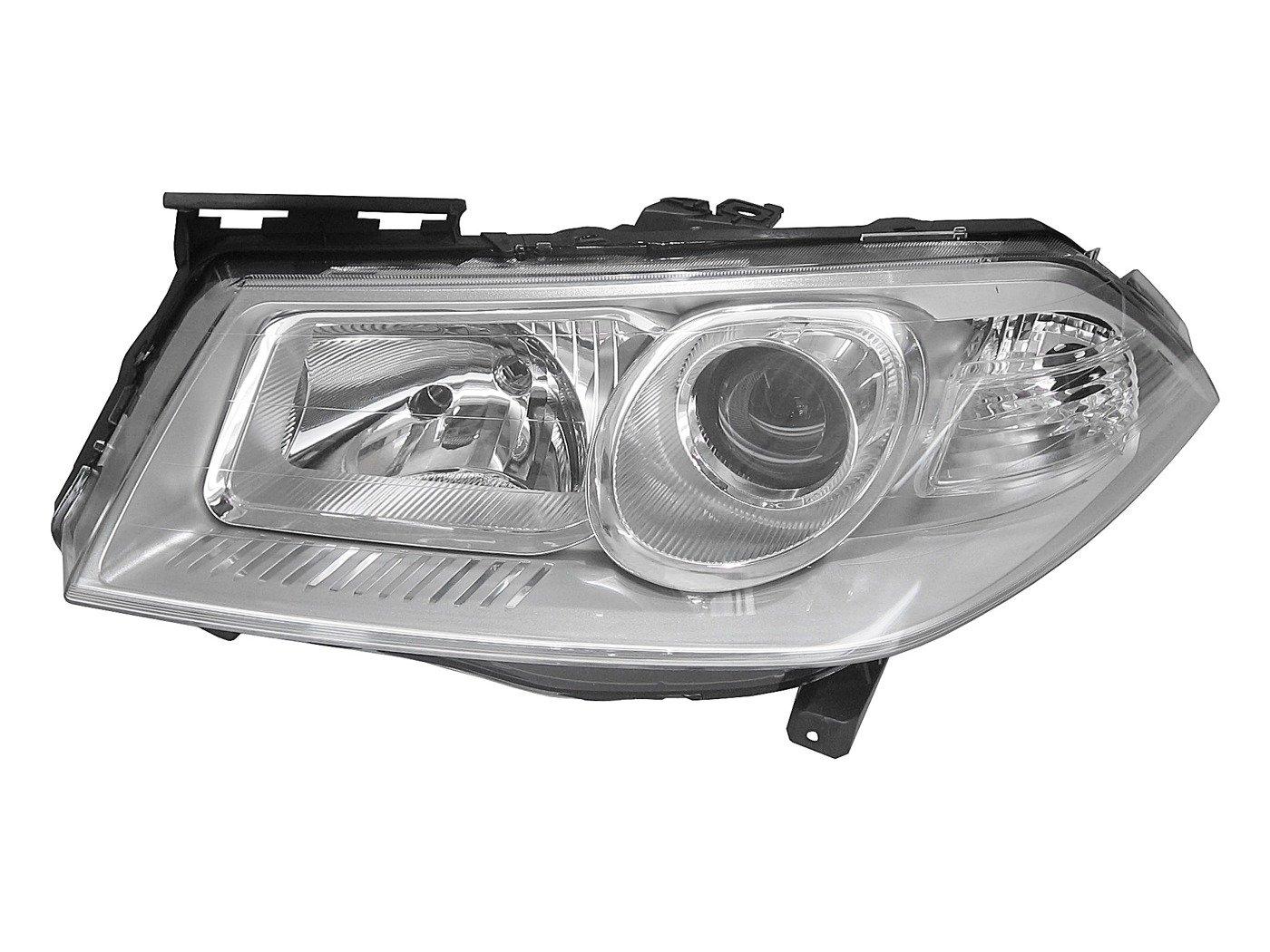 Reflektor Przedni Lewy H1 H7 Renault Megane Ii 06 Tyc Sklep Z Czesciami Samochodowymi Autodetale Pl