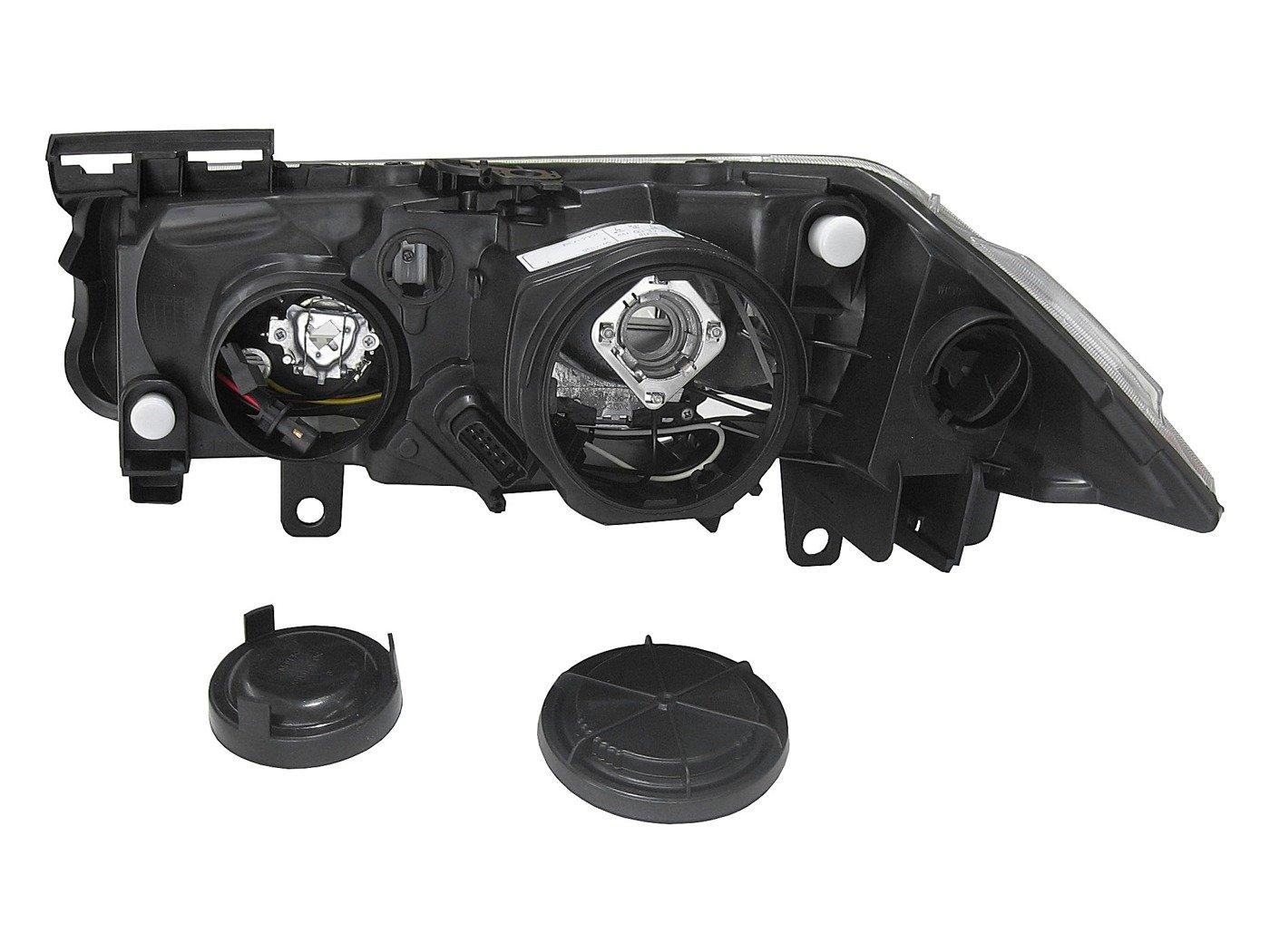 Reflektor Przedni Prawy H1 H7 Renault Megane Ii 06 Tyc Sklep Z Czesciami Samochodowymi Autodetale Pl